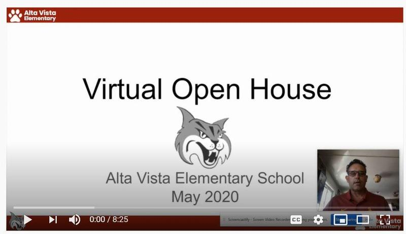 Virtual Open House thumbnail from YouTube