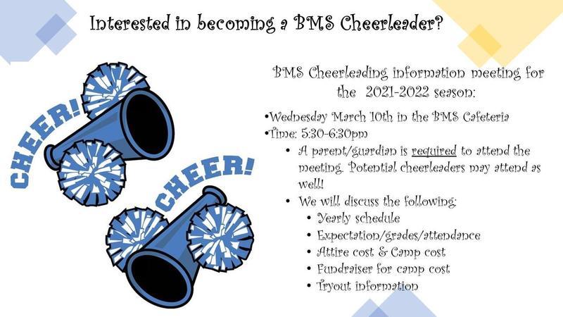 cheer info