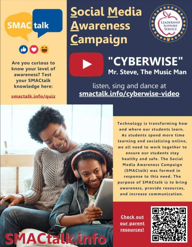 Social Media Awareness Campaign: SMACtalk Featured Photo