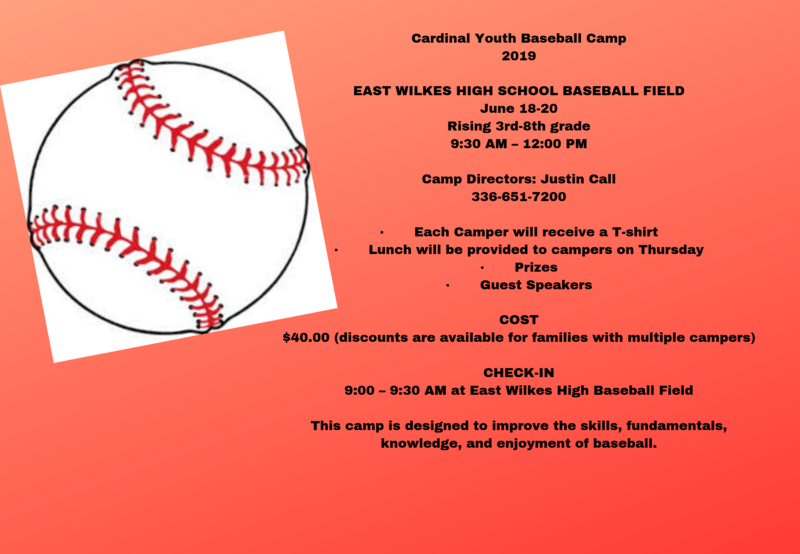 Baseball Camp Thumbnail Image