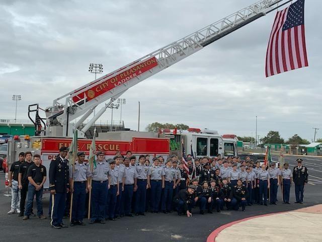 Veterans' Day Ceremony