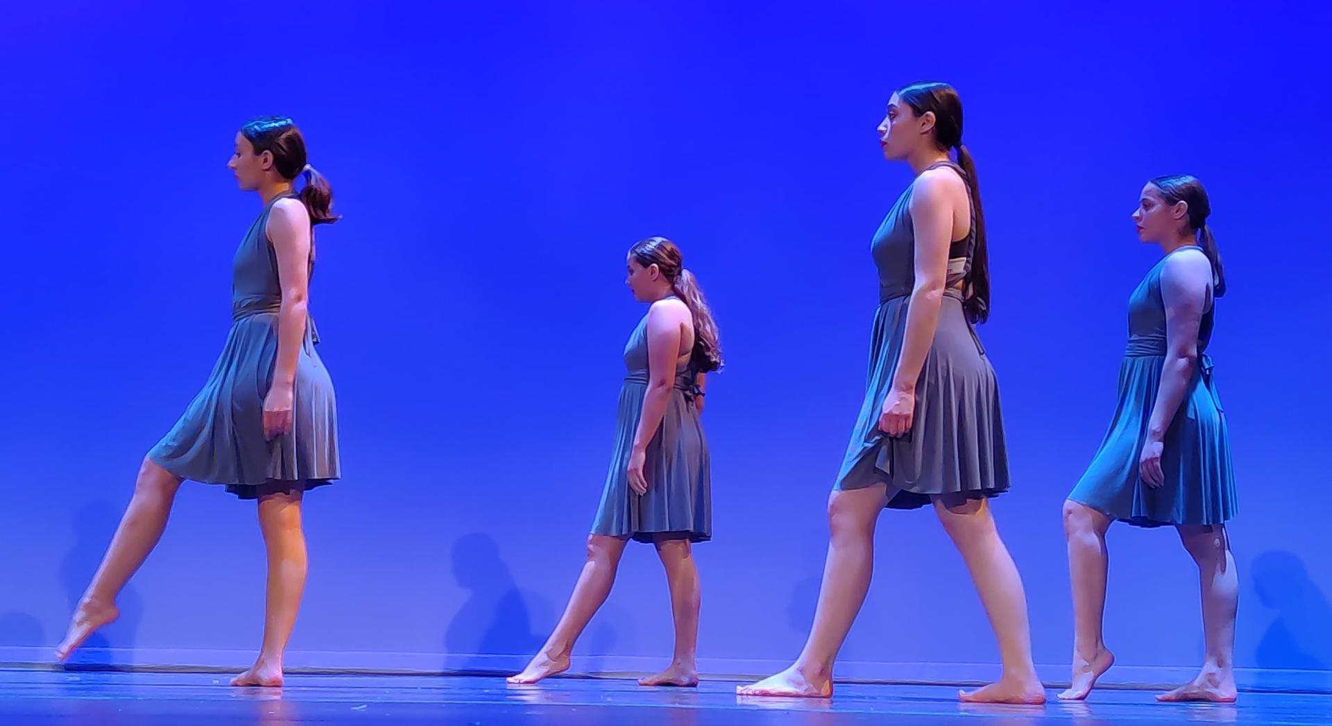 Combs High School Dancers