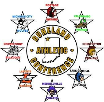 Duneland Athletic Conference Logo