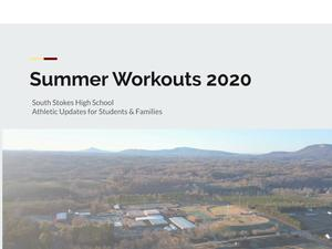 Summer Workout Presentation