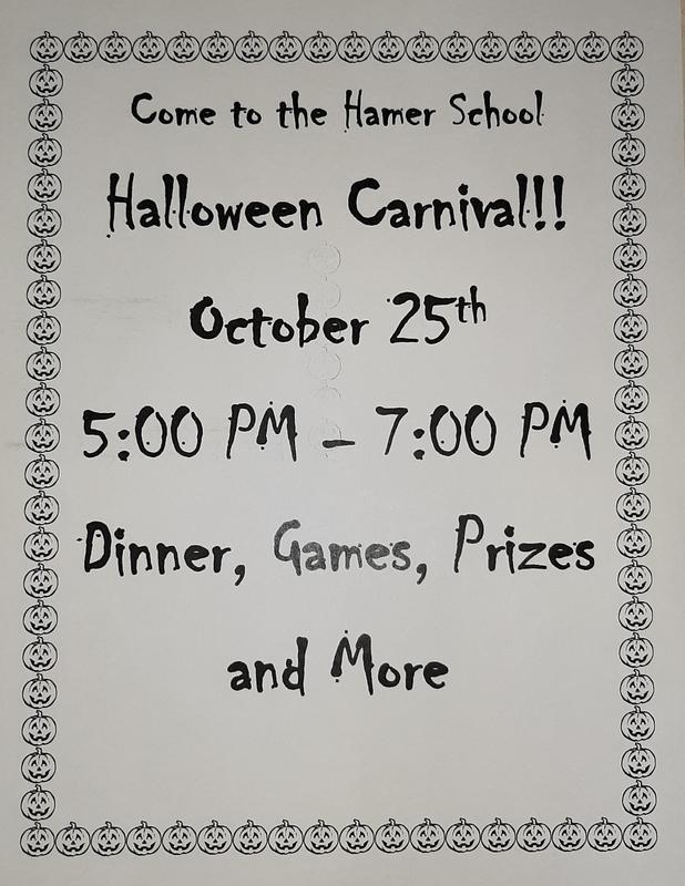 Hamer Halloween Carnival