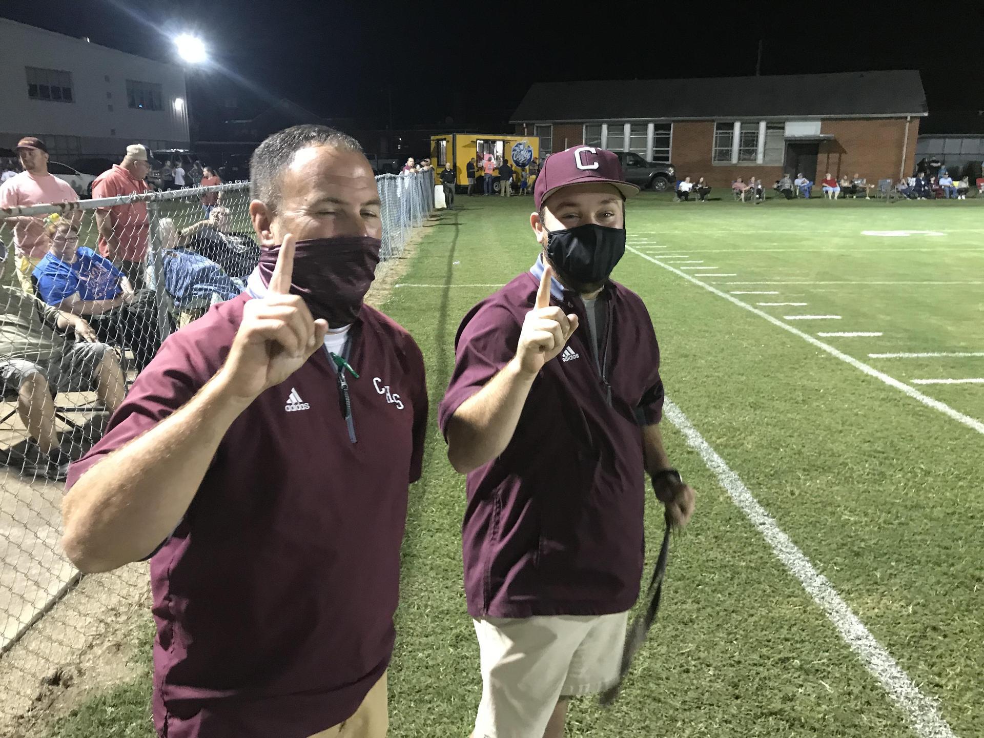 CHS Football Game Night CHS Athletic Director