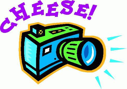 Camera with the word CHEESE