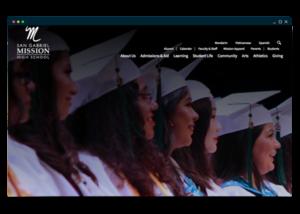 san gabriel mission high school homepage