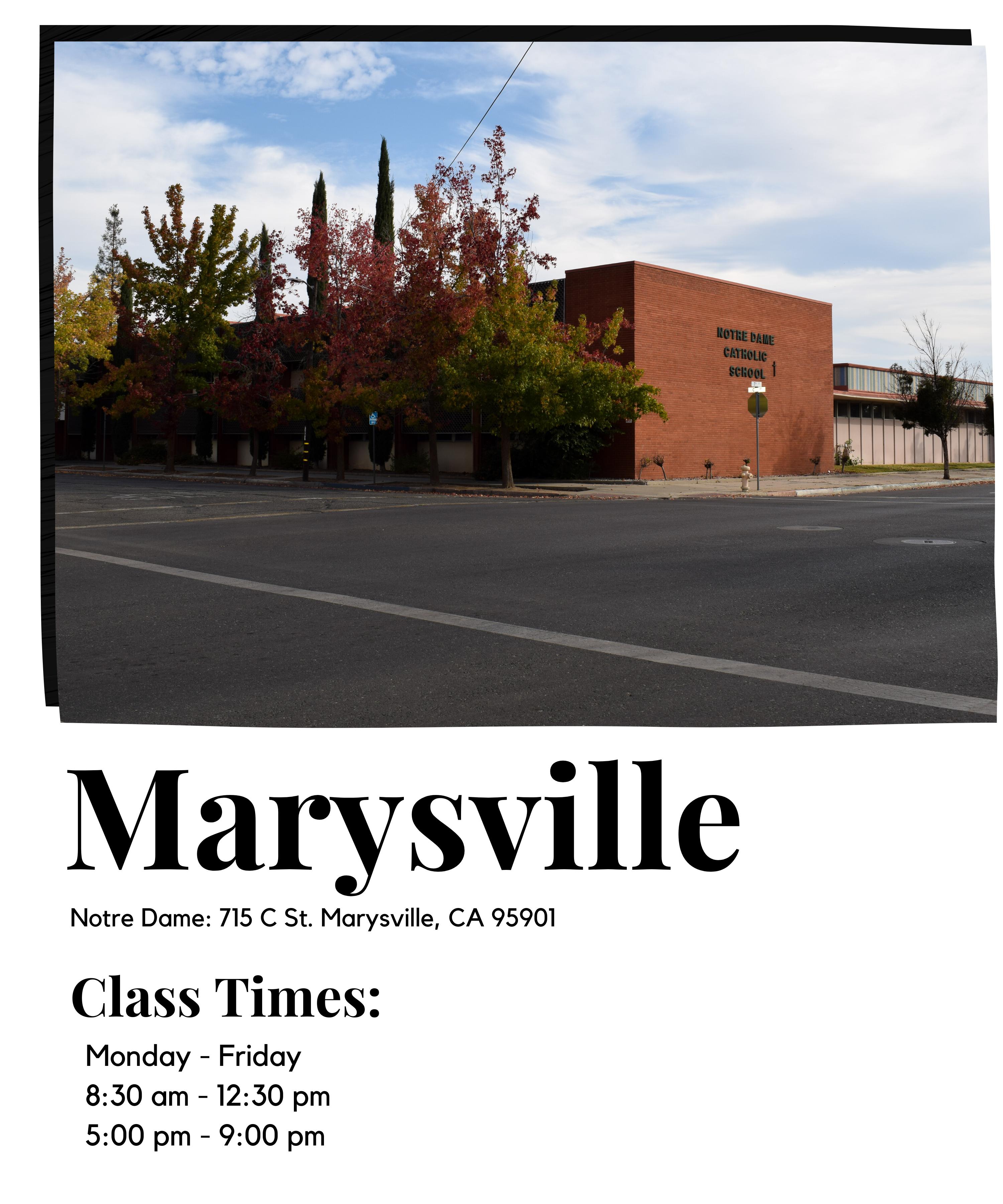 Marysville