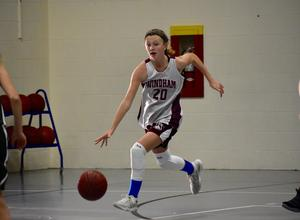 WMS Girls Basketball