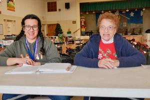 Toy Giveaway Carolyn Prudencio, left, Pat Lugo, right, 35√.jpg