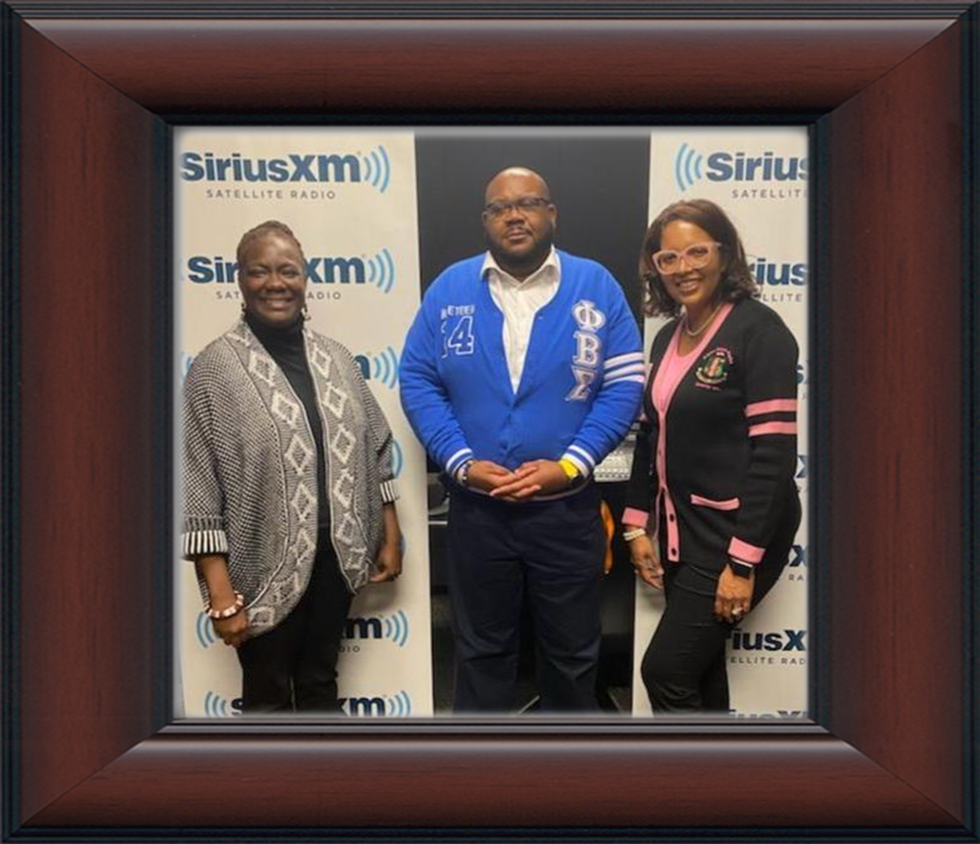 Dean Allyson Watson, Superintendent Micheal Johnson, and Dr. Vanessa Pitts Bannister  interviewed on The HBCU Channel on Sirius XM Channel 142