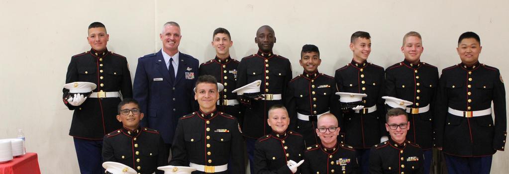 First Marine Corps Ball