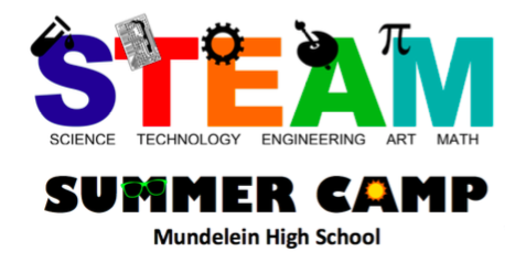 Steam Summer Camp Logo