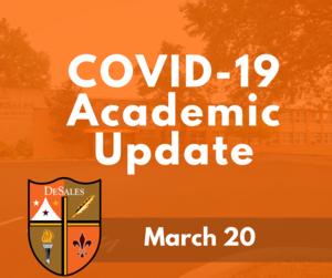 Academic Update