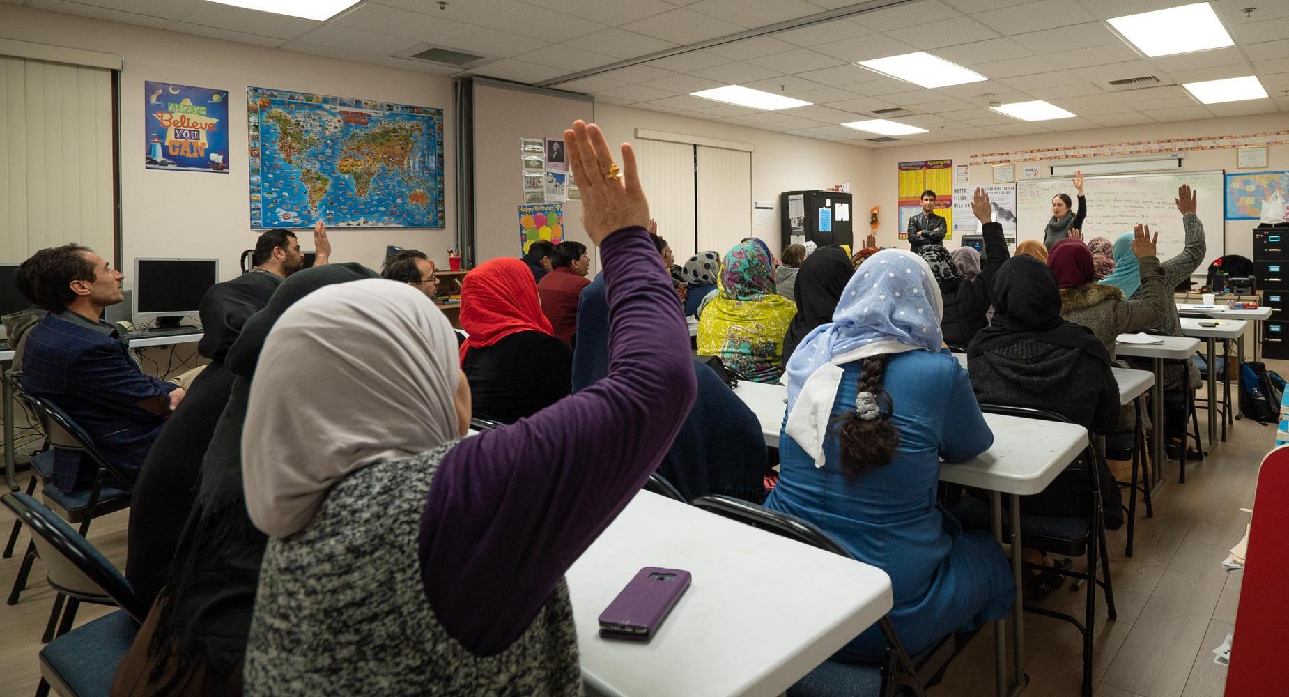 salam class