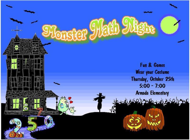 Monster Math Night