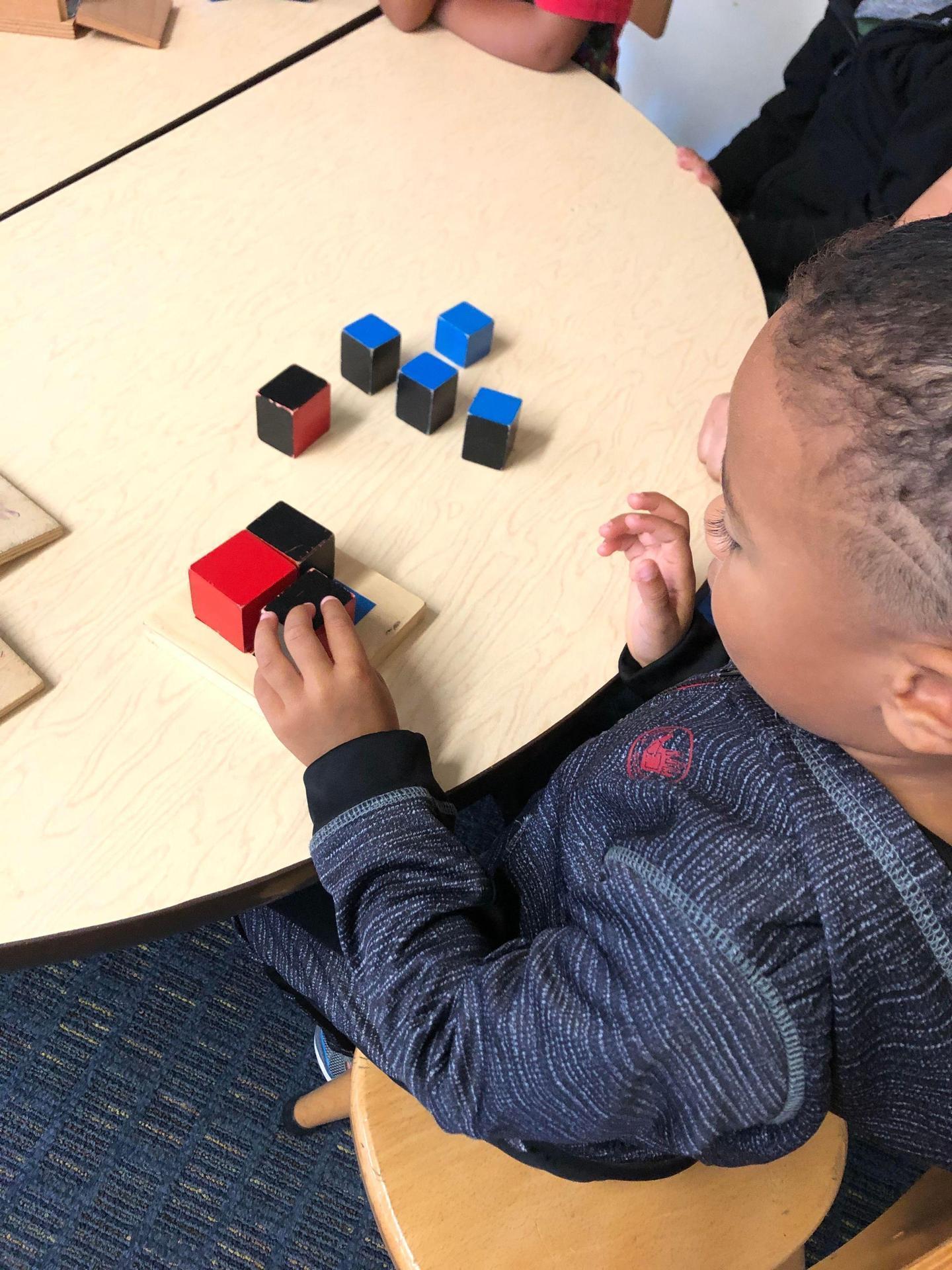Morgan blocks