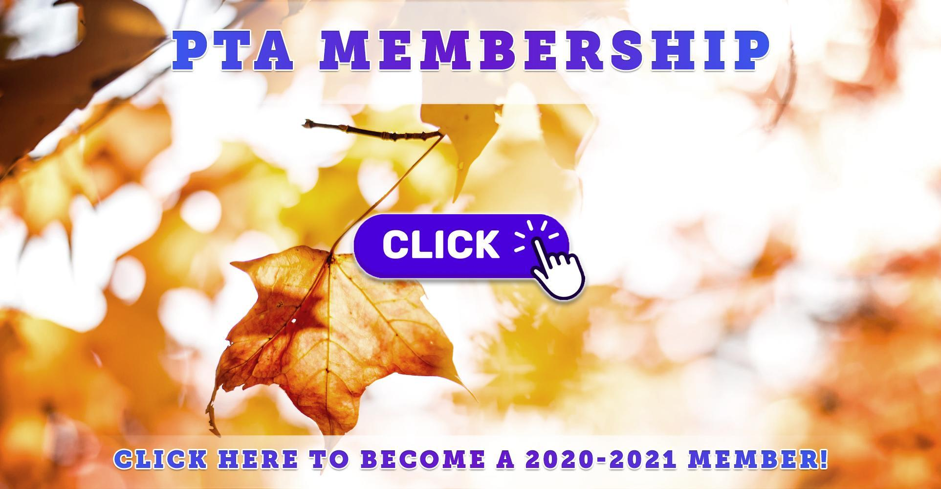 2020-2021 Morse Elementary PTA Membership - Join Online Today!