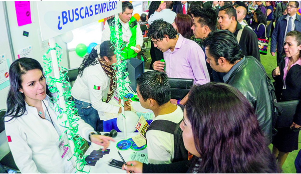 Casi la mitad de desempleados México cuentan con prepa o universidad Featured Photo