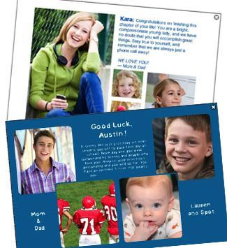 8thGrade Yearbook Tribute Ads: Create & Order Yours Today! Deadline is 3/6 Thumbnail Image