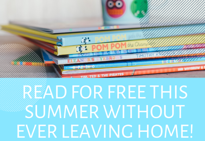 Read for Free this summer without ever leaving home