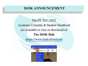 2021.07.15 SY21-22 Calendar and Handbook Announcement - ISOK.jpg