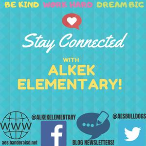 Stay connected with Alkek!