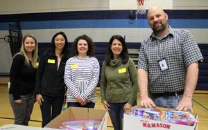 Large Turnout for Districtwide Community Service Event by Westfield Public Schools