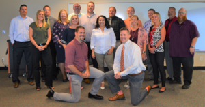 New administrators for the 2019-2020 school year.