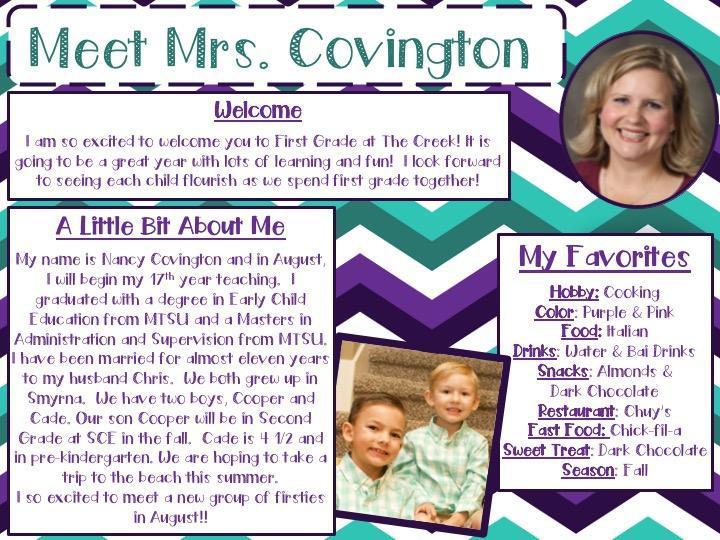 Meet Mrs. C