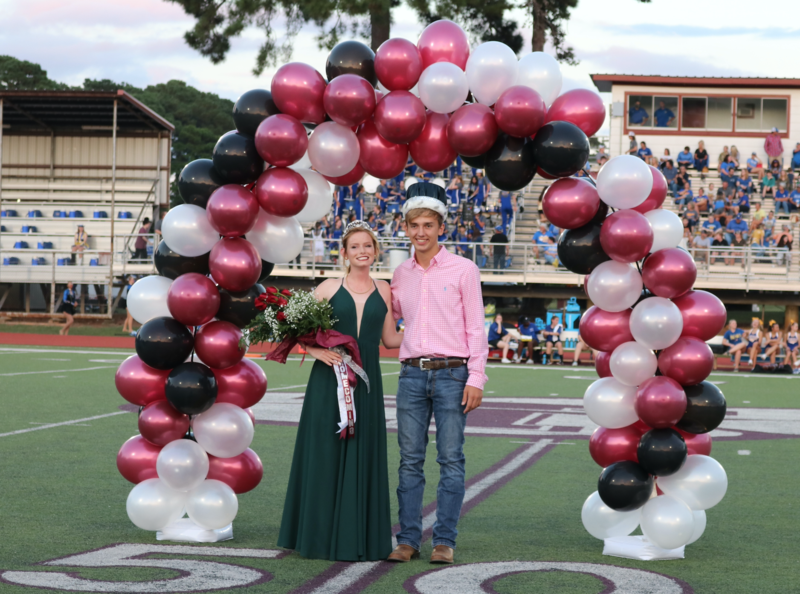 Homecoming King & Queen Featured Photo