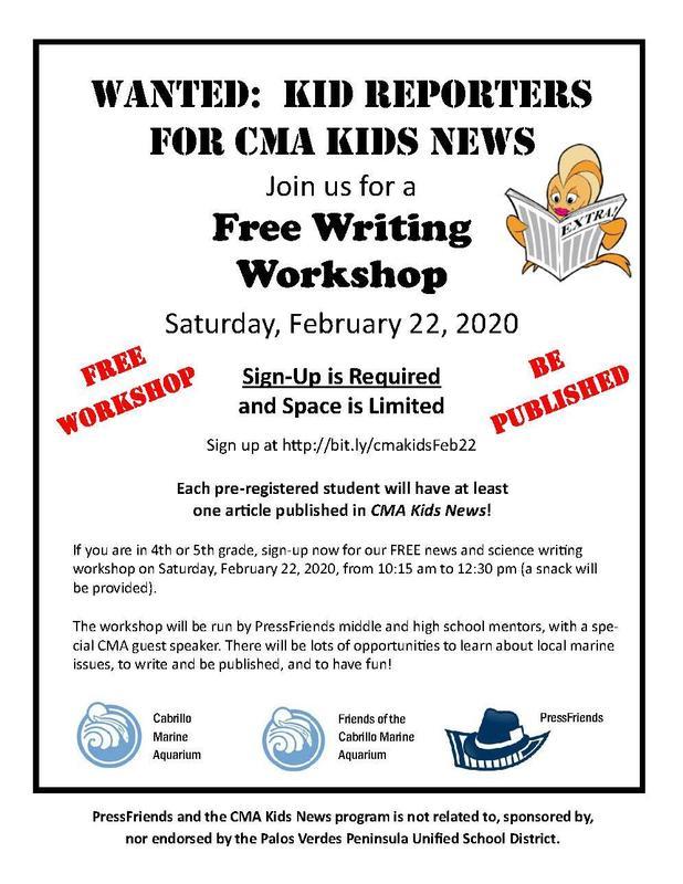 CMA Kids News