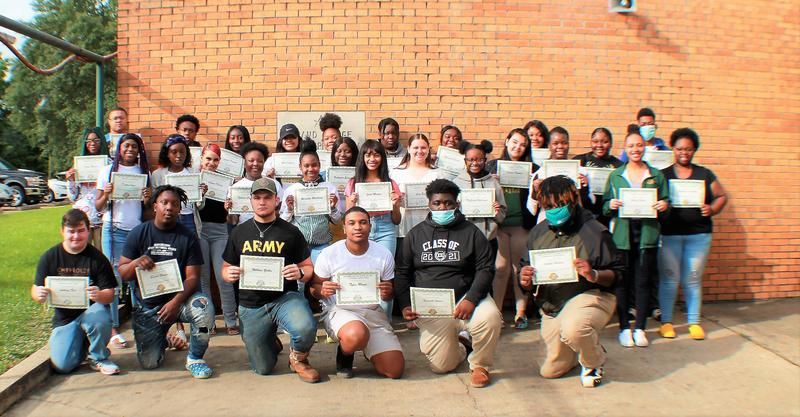 South Pike CTE Student Recognition Featured Photo