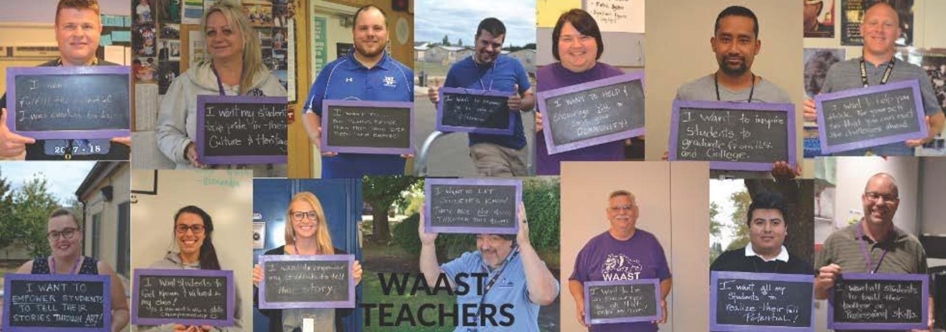 WAAST Teachers