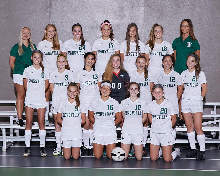 2019 Girls C Soccer