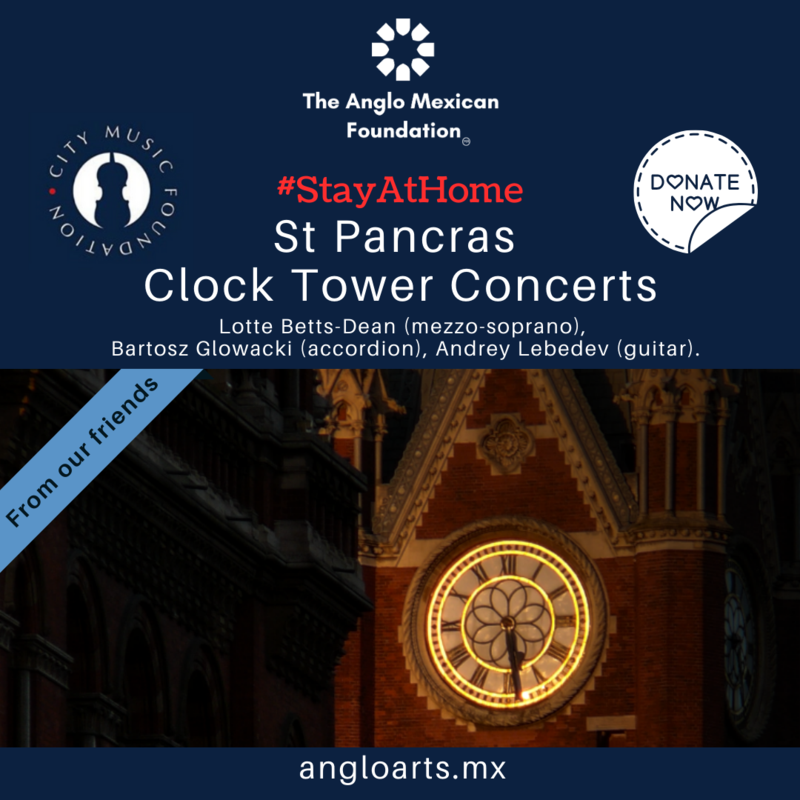 City Music Foundation - St Pancras Clock Tower Featured Photo