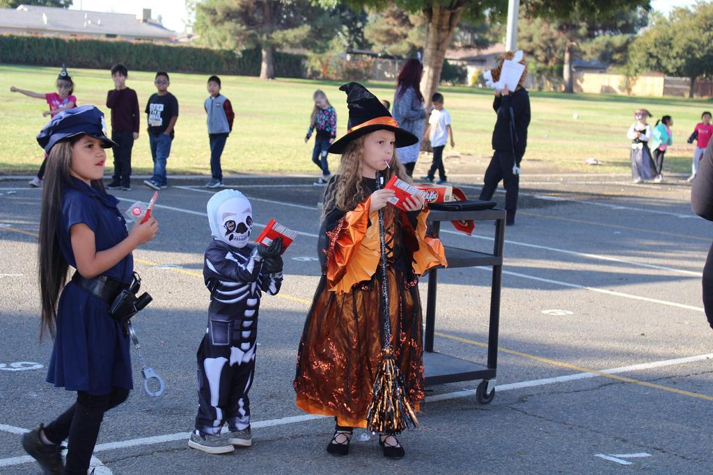 2018 Halloween Parade
