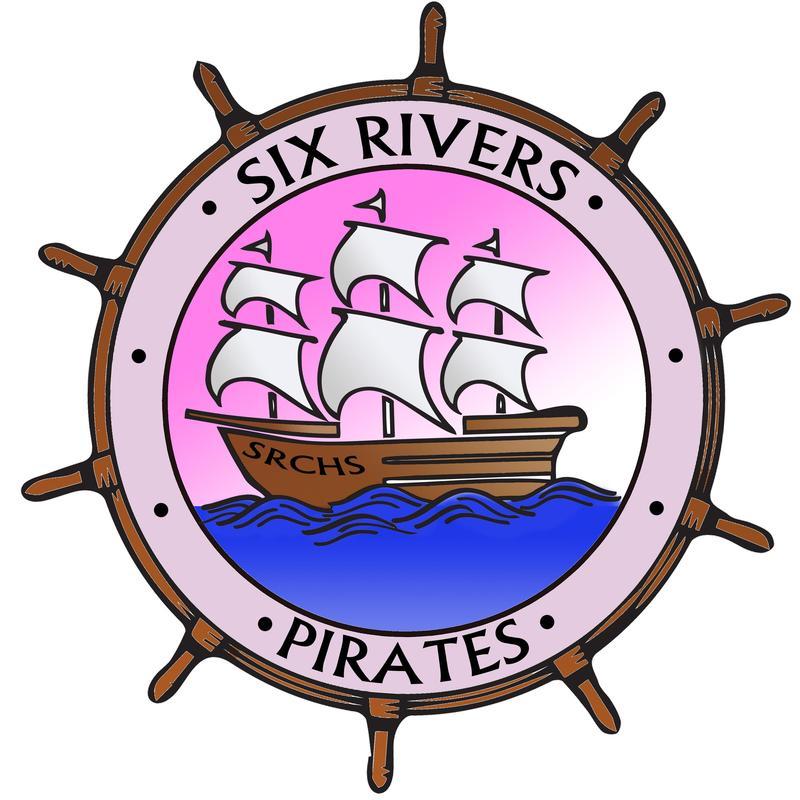 Six Rivers Pirate Logo
