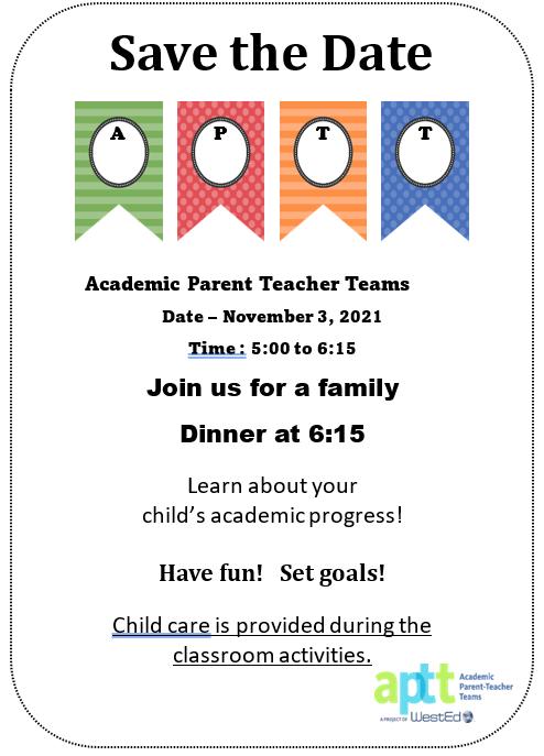 Academic Parent Teacher Teams Featured Photo