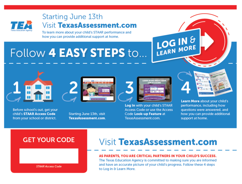 Access Student STAAR Information Thumbnail Image
