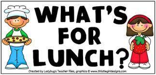 November Lunch Menu Featured Photo