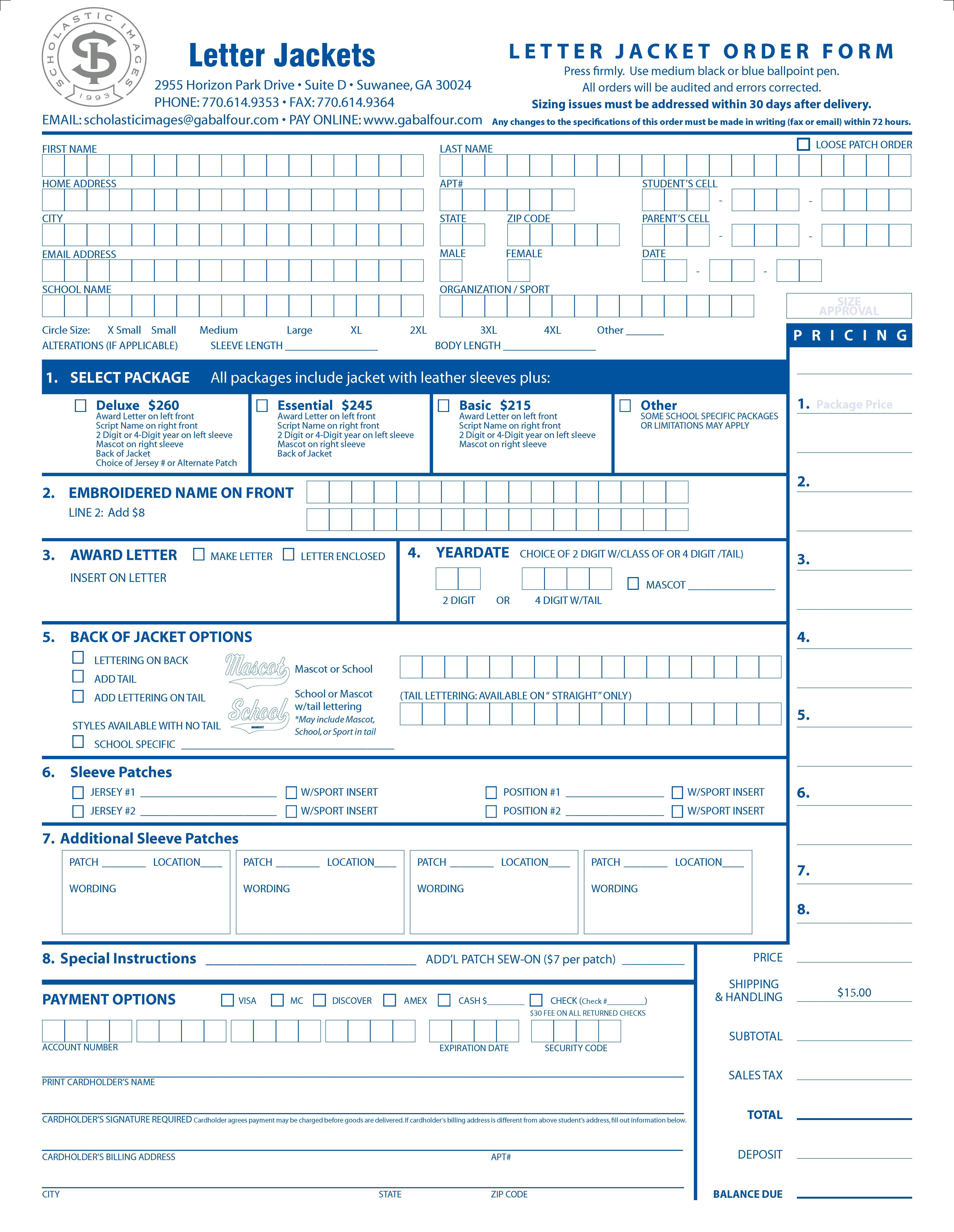 letter jacket order form blue august 2018jpg