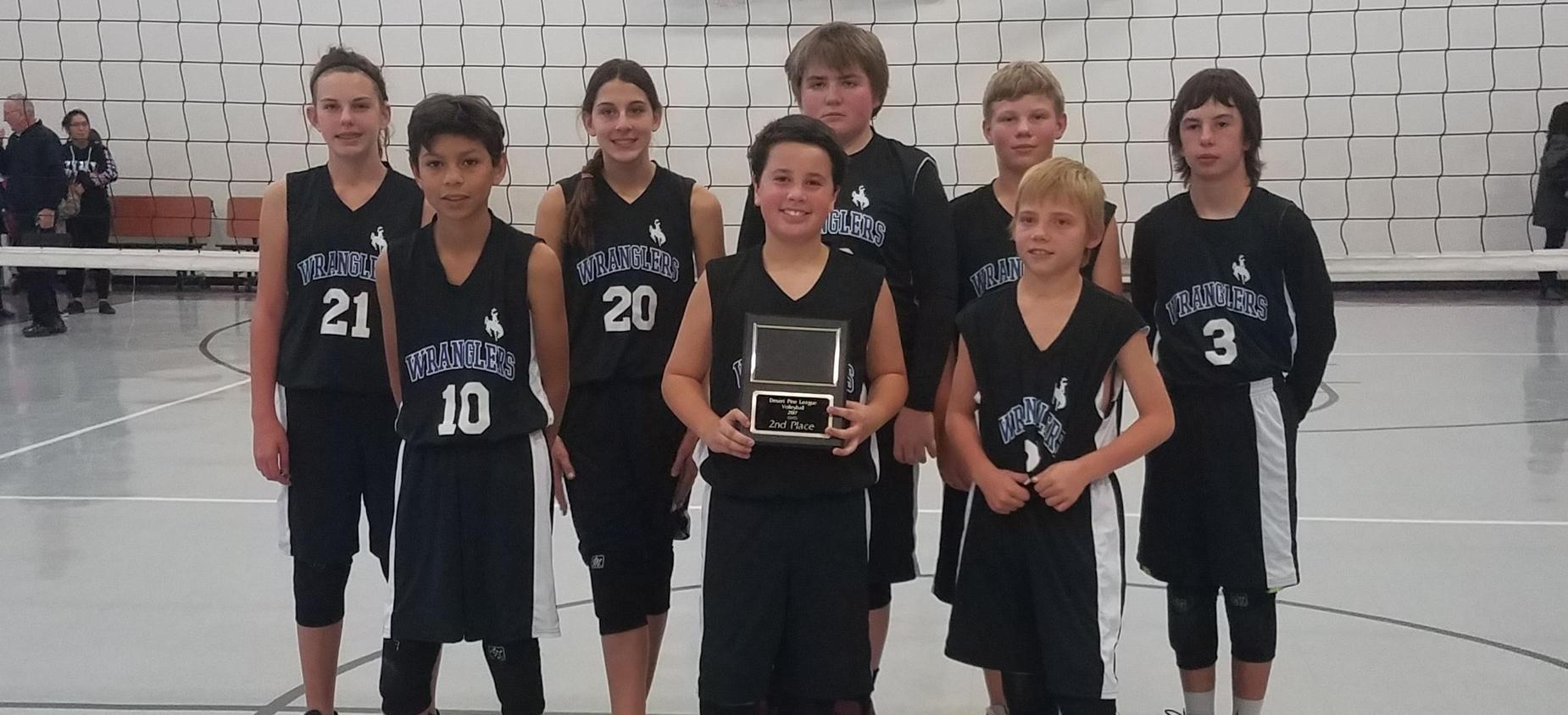 Varsity Basketball Team 2018