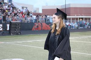 LPHS graduation ceremony