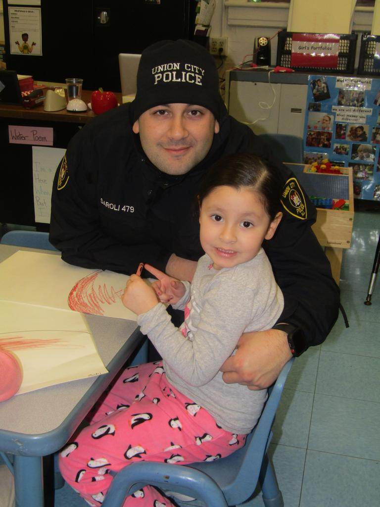 uc pd with his daughter