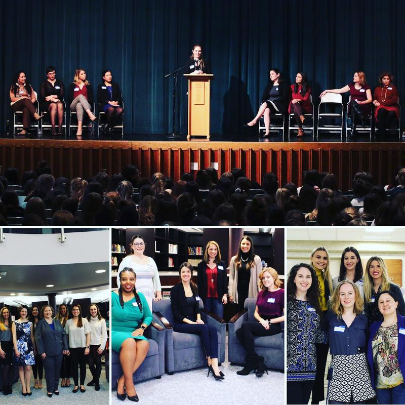 Alumnae Panelists Needed for Inaugural Career Connections - Nov. 30 Thumbnail Image