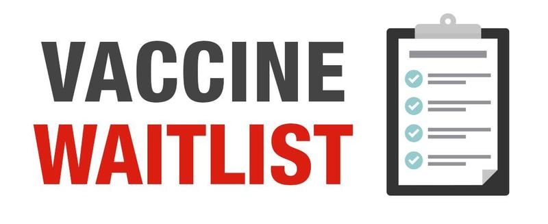 COVID-19 Vaccine Waitlist offered by neighboring school district Featured Photo