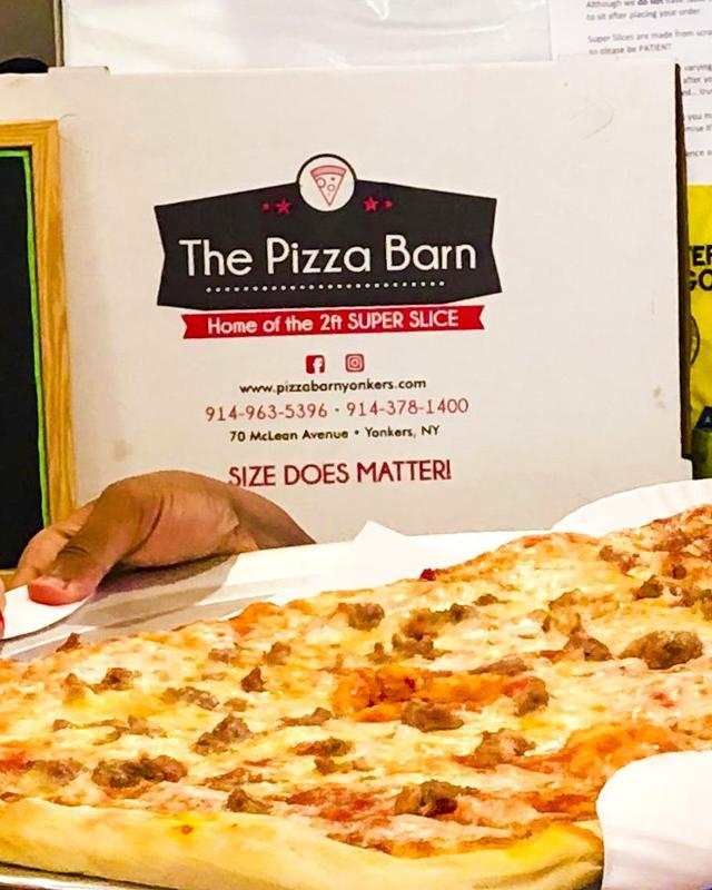 Pizza Barn     70 McLean Ave     Yonkers, NY 10705