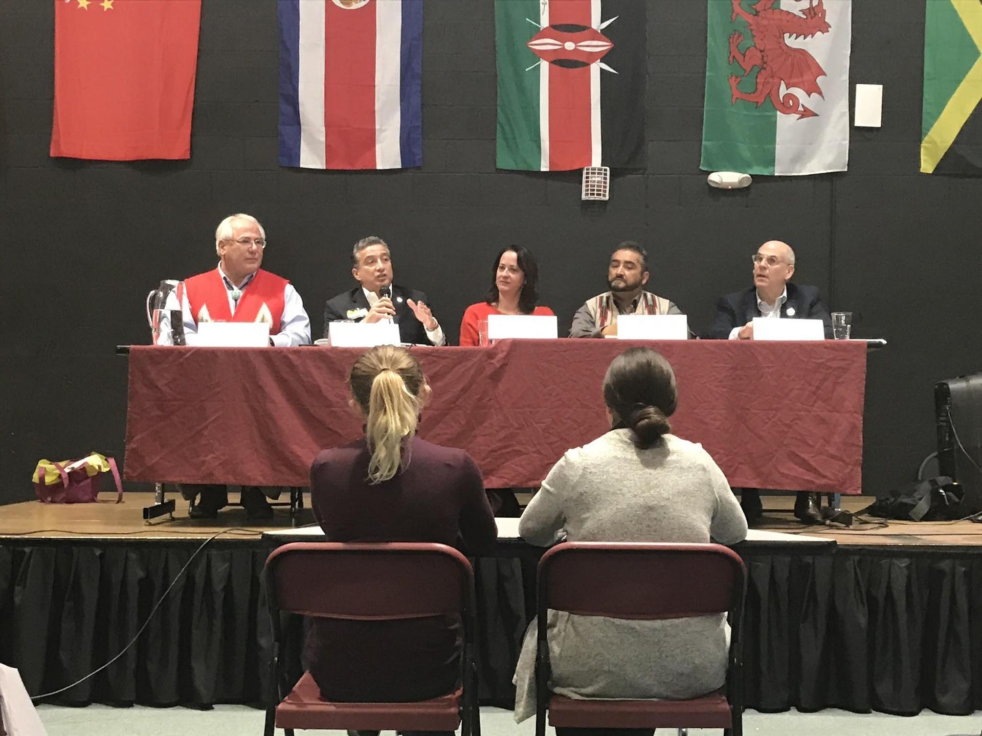 2018 Mayoral Forum